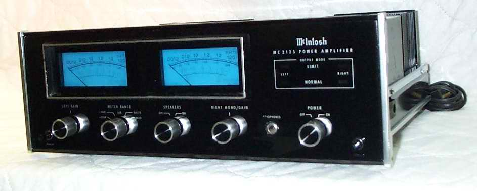McIntosh Home Audio For Sale, McIntosh Labs Used Audio Equipment