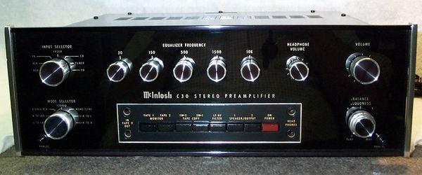 McIntosh Home Audio For Sale, McIntosh Labs Used Audio Equipment